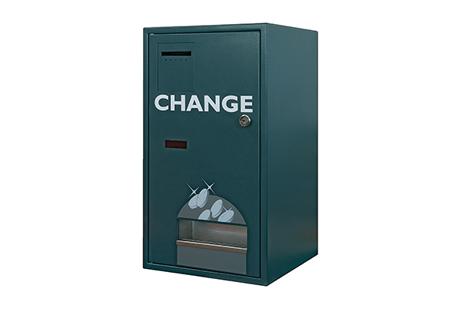 Changeur monnaie